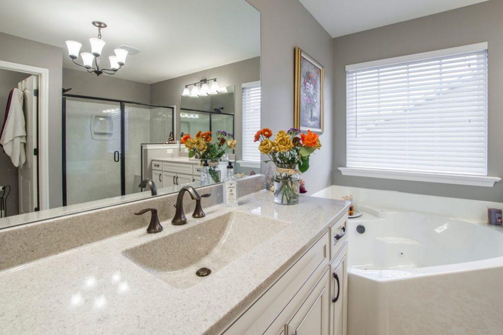Console or Pedestal bathroom Vanities