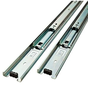 Heavy Duty Drawer slides, Full extension, soft close