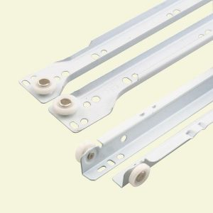 Cabinet Drawer Slides Premium, 1 Pair
