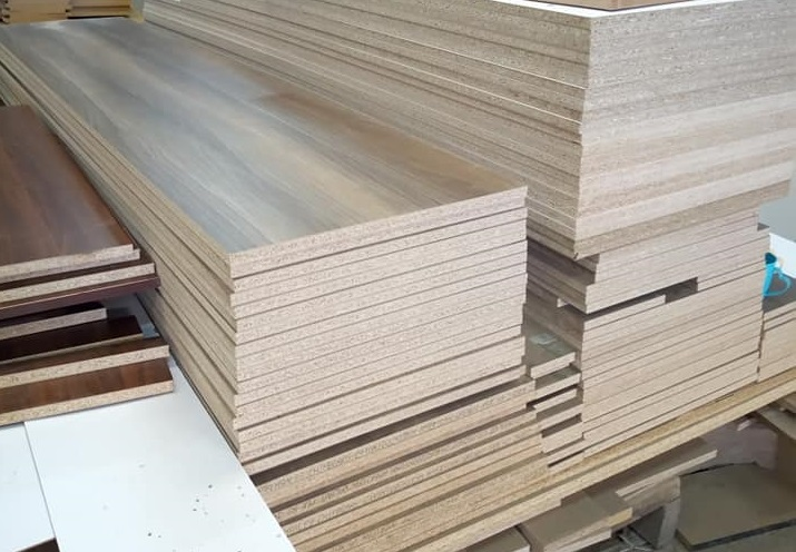 melamine shelf cut to size