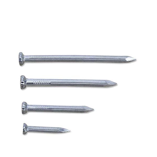 concrete nails steel nails